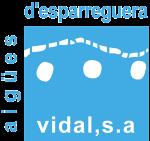 Logo aigües d'Esparreguera Vidal S.A